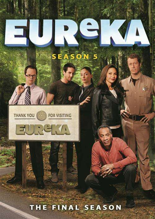 Eureka: Season Five (Repackage)