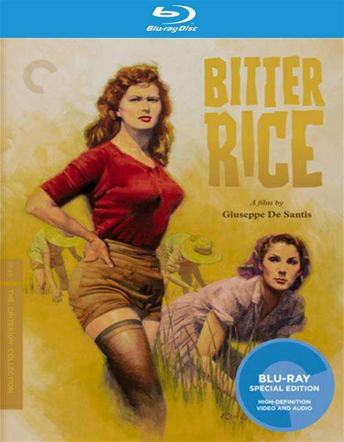 Bitter Rice: The Criteron Collection