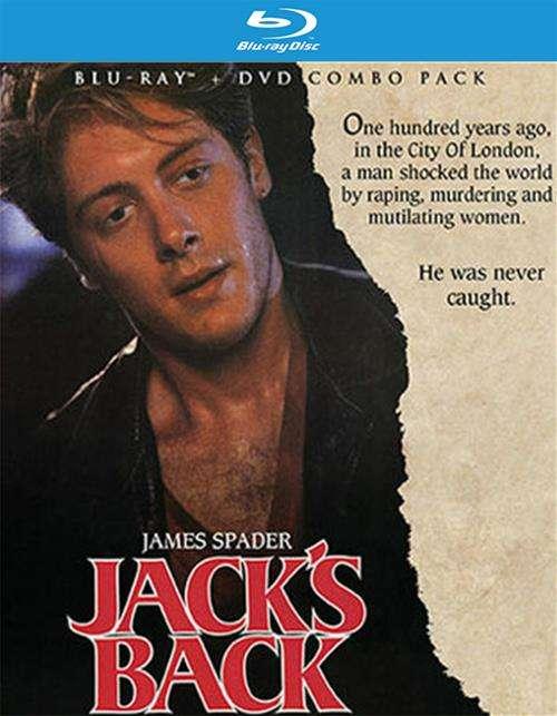 Jacks Back (Blu-ray + DVD Combo)