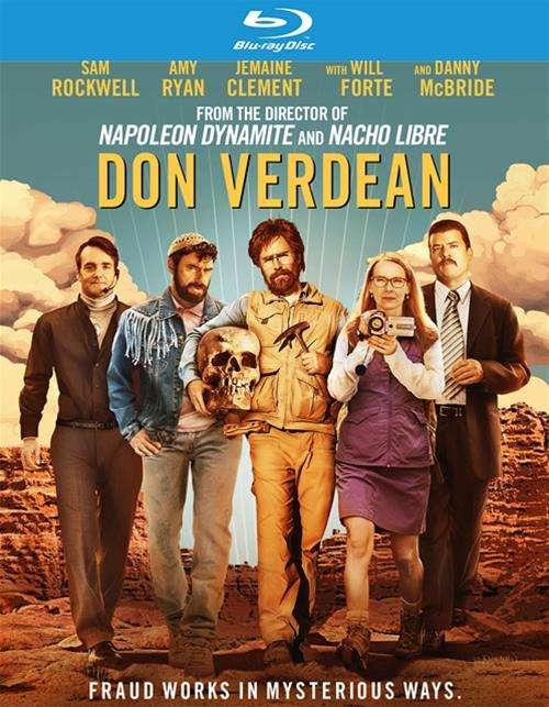 Don Verdean (Blu-ray + UltraViolet)
