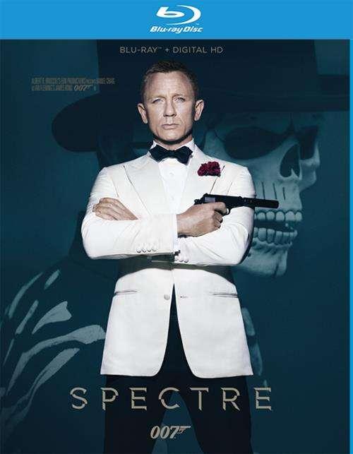Spectre (Blu-ray + UltraViolet)