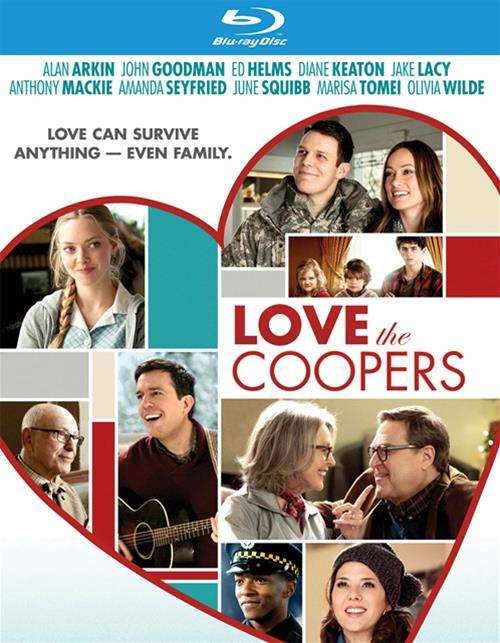 Love The Coopers (Blu-ray + DVD + UltraViolet)
