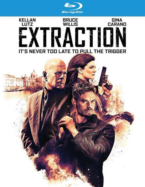 Extraction (Blu-ray + UltraViolet)