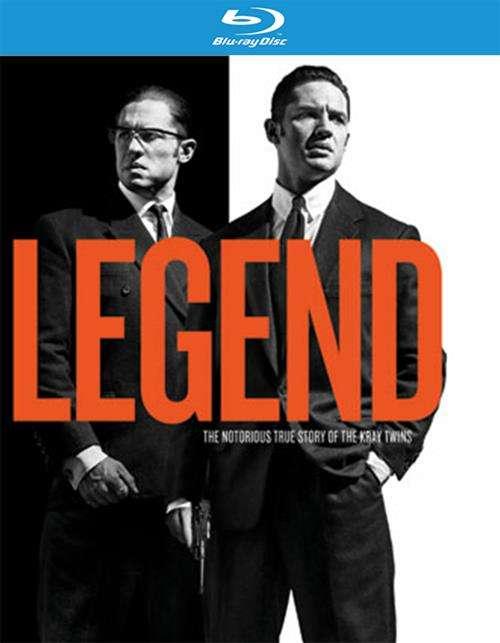 Legend (Blu-ray + UltraViolet)