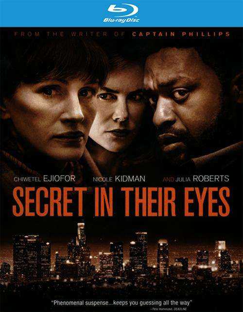 Secret In Their Eyes (Blu-ray + DVD + UltraViolet)
