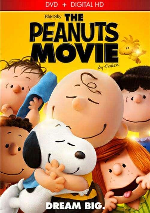 Peanuts Movie, The (DVD + UltraViolet)