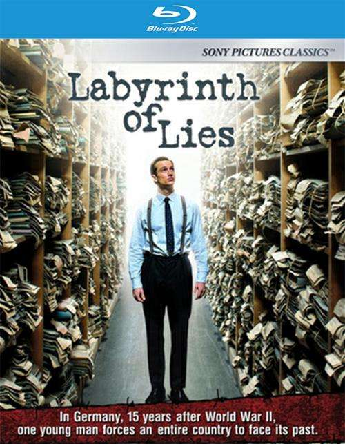 Labyrinth Of Lies (Blu-ray + UltraViolet)
