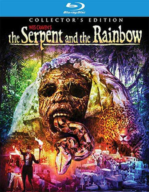 Serpent And The Rainbow, The: Collectors Edition