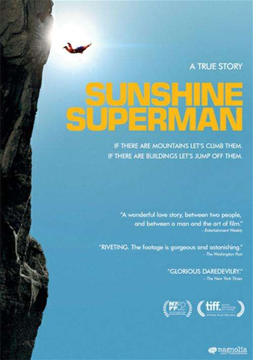 sunshine superman dvd 2015 dvd empire