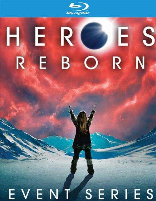 Heroes Reborn: Event Series (Blu-ray + UltraViolet)