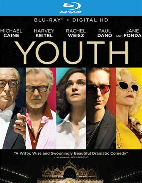 Youth (Blu-ray + UltraViolet)