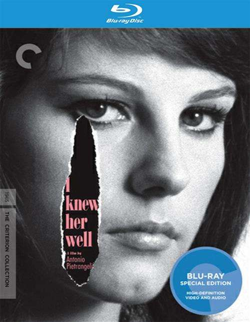 I Knew Her Well: The Criterion Collection
