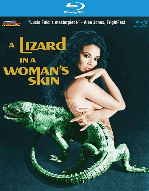 Lizard In A Womans Skin, A