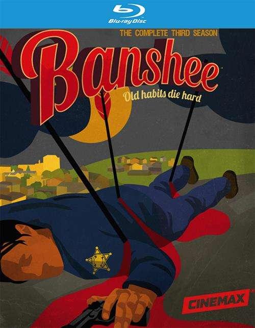 Banshee: The Complete Third Season (Blu-ray + UltraViolet)