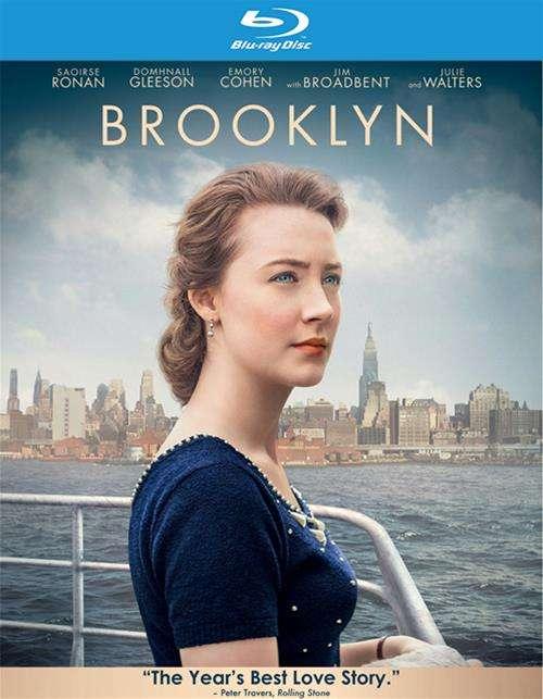 Brooklyn (Blu-ray + UltraViolet)