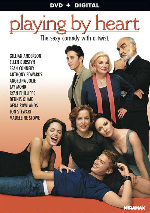 Playing By Heart (DVD + UltraViolet)
