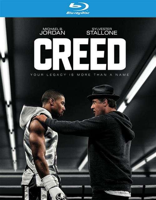 Creed (Blu-ray + DVD + UltraViolet)