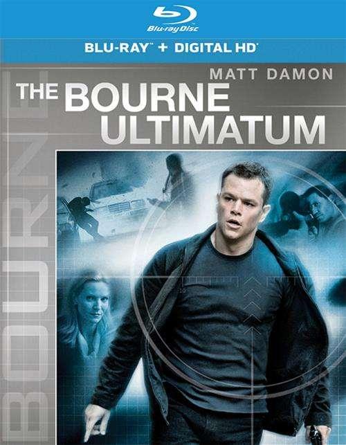 Bourne Ultimatum, The (Blu-ray + UltraViolet)