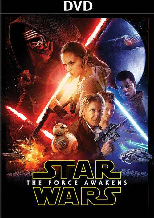 Star Wars Episode VII: The F-rce Awakens