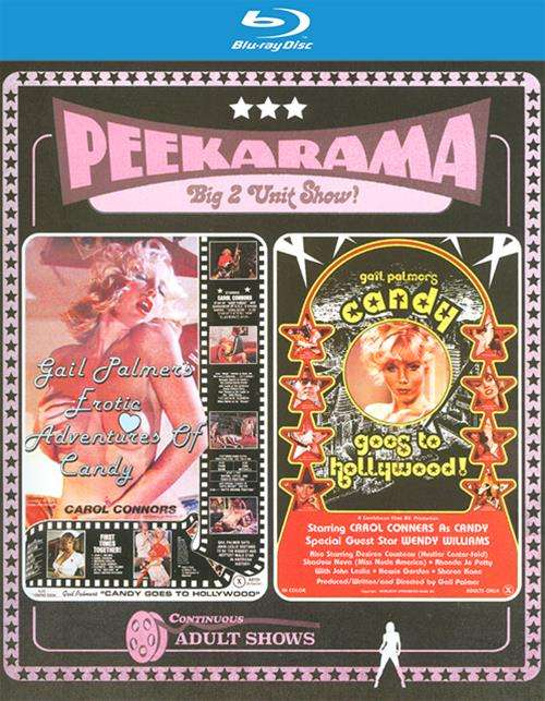 Peekarama: Erotic Adventures of Candy / Candy Goes To Hollywood