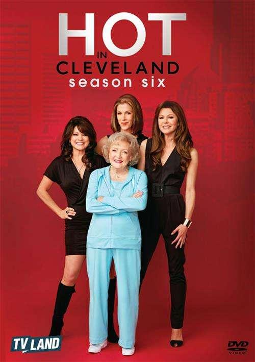 Hot In Cleveland: Season Six