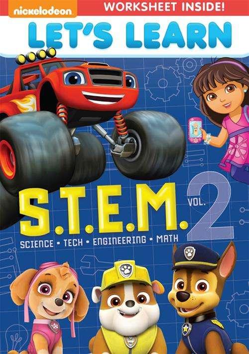 Lets Learn: S.T.E.M. Vol. 2