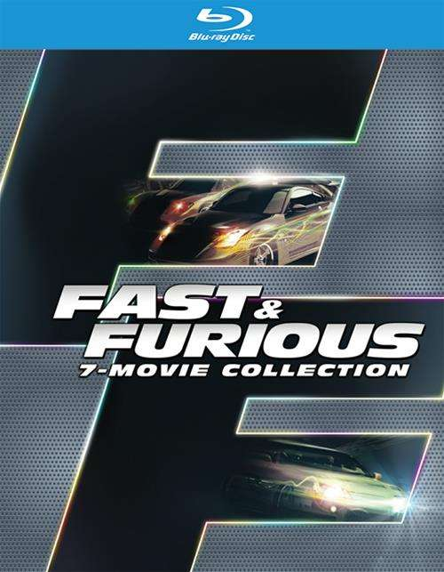 Fast & Furious 7-Movie Collection (Blu-ray + UltraViolet)