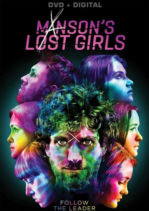 Mansons Lost Girls (DVD + UltraViolet)