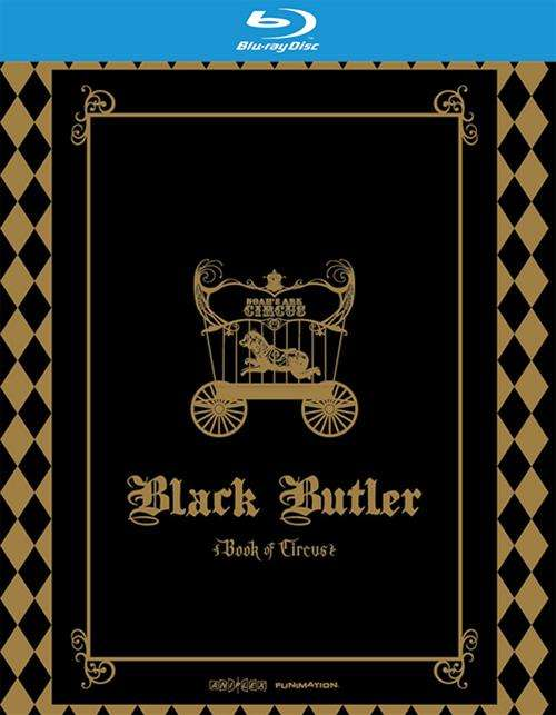 Black Butler: The Complete Third Season: Limited Edition (Blu-ray + DVD)