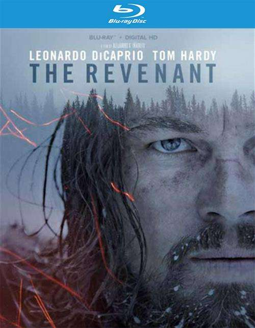 Revenant, The (Blu-ray + UltraViolet)