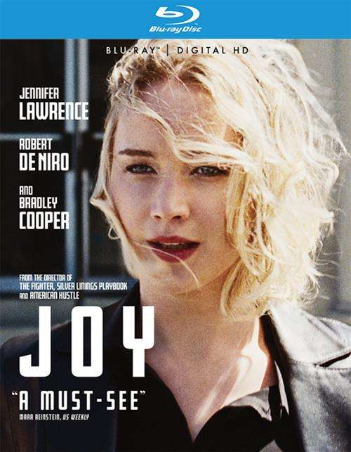Joy (Blu-ray + UltraViolet)
