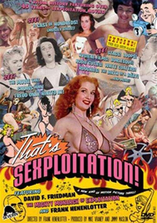 Thats Sexploitation!