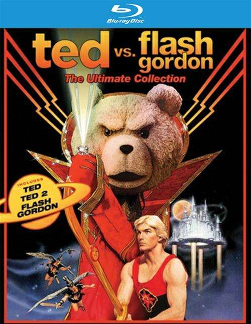 Ted vs. Flash Gordon: The Ultimate Collection