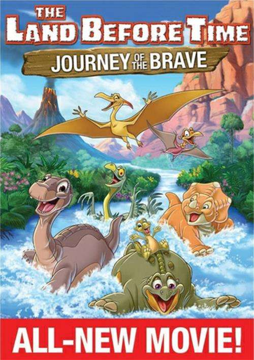 Land Before Time, The: Journey Of The Brave
