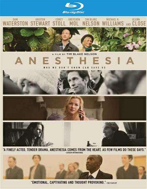 Anesthesia (Blu-Ray)