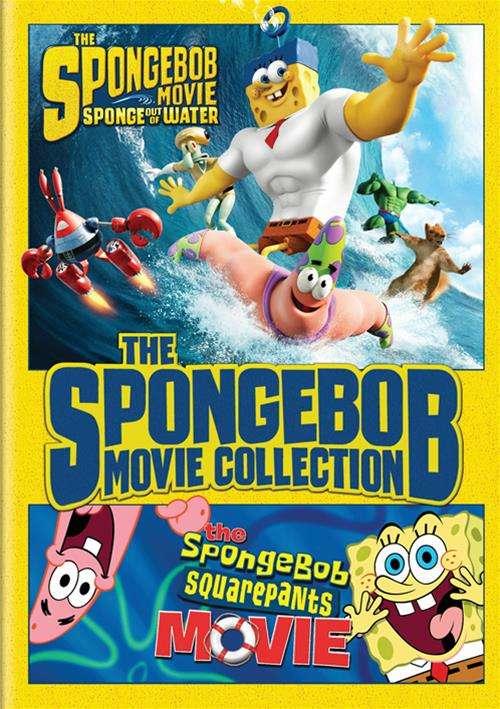 SpongeBob SquarePants Movie Collection