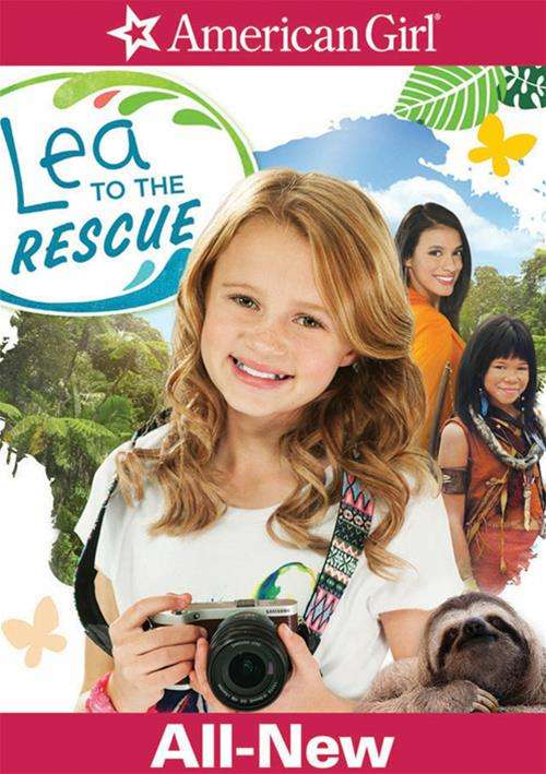 American Girl Lea to the Rescue Movie Trailer : Teaser Trailer