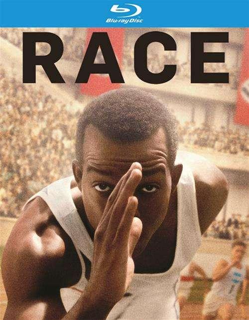 Race (Blu-ray + UltraViolet)