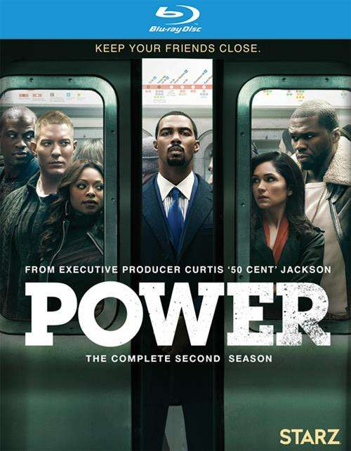 Power: The Compete Second Season (Blu-Ray)