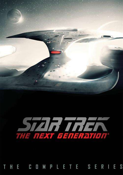 Star Trek: The Next Generation - The Complete Series (Repackage)