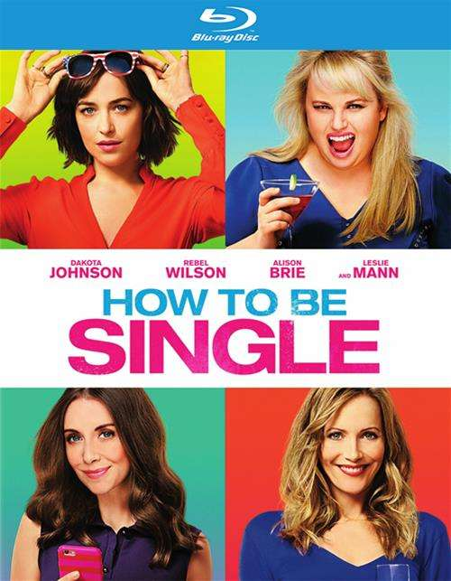 How To Be Single (Blu-ray + UltraViolet)