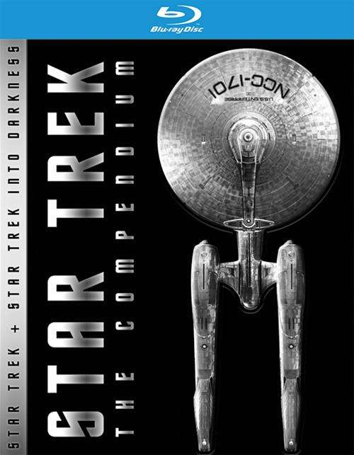 Star Trek: The Compendium (Blu-ray + UltraViolet) (Repackage)