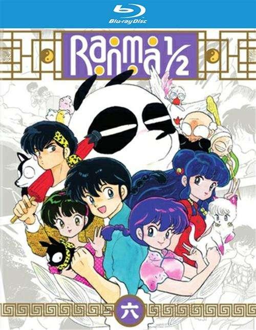 Ranma 1/2: Set 6 Standard Edition