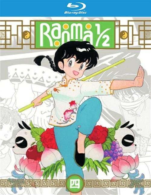 Ranma 1/2: Set 4 Standard Edition