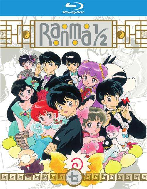 Ranma 1/2: Set 7 Standard Edition