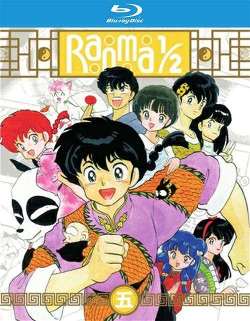 Ranma 1/2: Set 5 Standard Edition