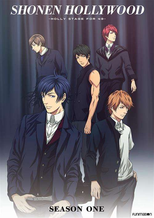 Shonen Hollywood: Holly Stage For 49:The Complete Season One