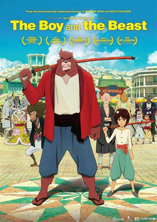 Boy And The Beast, The: The Movie