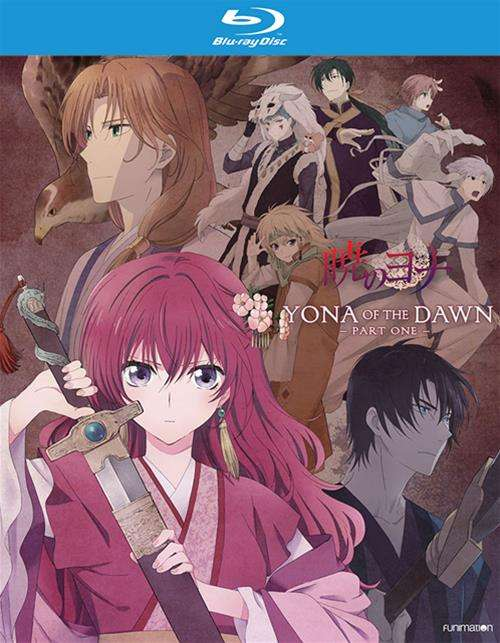 Yona Of The Dawn: Part One (Blu-ray + DVD)