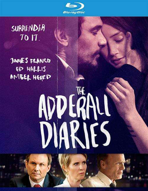 Adderall Diaries, The (Blu-ray + UltraViolet)